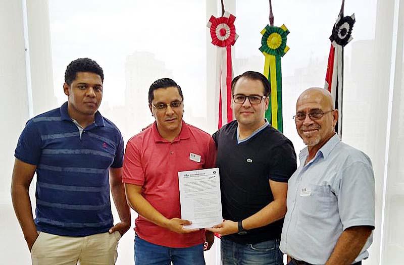 Foto: Ascom/Ver. Gilberto Nascimento