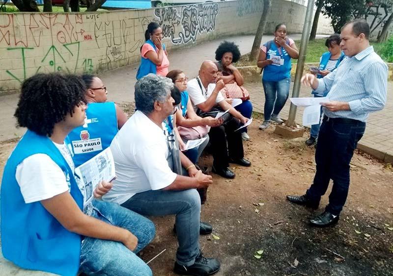 Foto: João Paulo de Souza/Sindicomunitário-SP