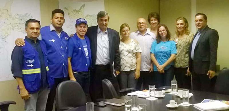 Foto: Ascom/Sindicomunitário-SP