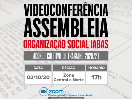 Acordo Coletivo 2020/21 (IABAS)