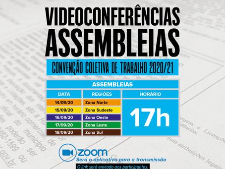 Assembléia Convenção Coletiva De Trabalho