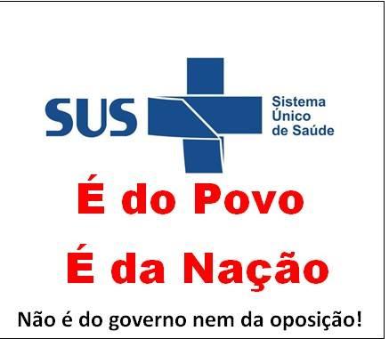 Imagem postada junto à nota de Ronald Ferreira dos Santos na página do CNS no Facebook