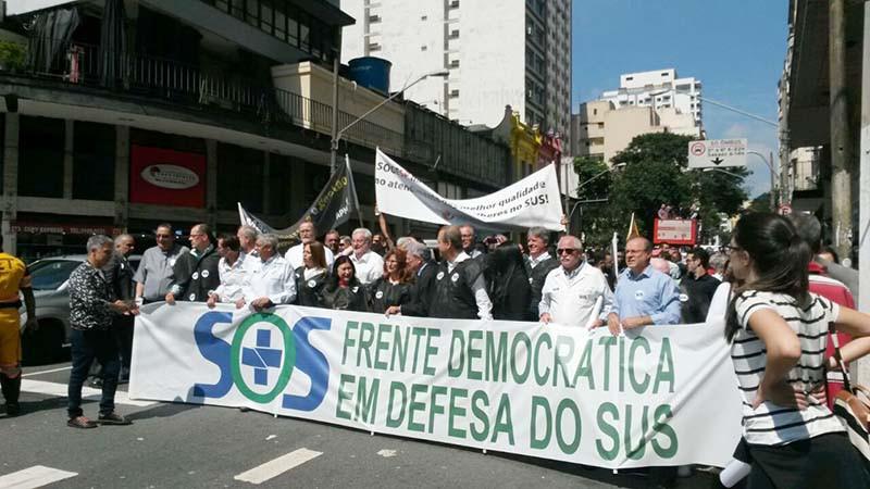 Foto: Valmir Aparecido/Sindicomunitário-SP