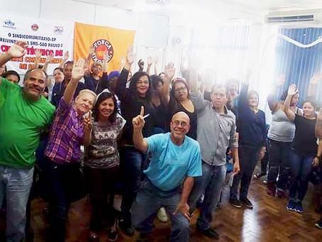 CAMPANHA SALARIAL 2019: Agentes Comunitários de Saúde decretam ESTADO DE GREVE
