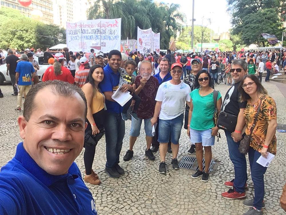 Foto: José Jailson/Sindicomunitário-SP