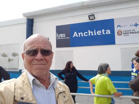 Moradores da região do Grajaú ganham nova UBS Anchieta