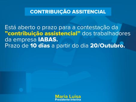 Contribuição Assistencial