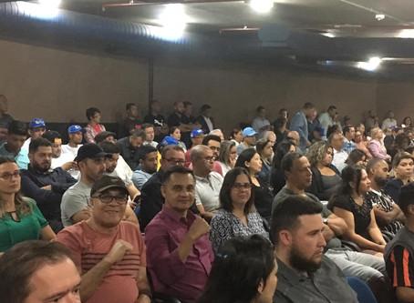 Sindicomunitário-SP prestigia palestra do ministro Dias Toffoli