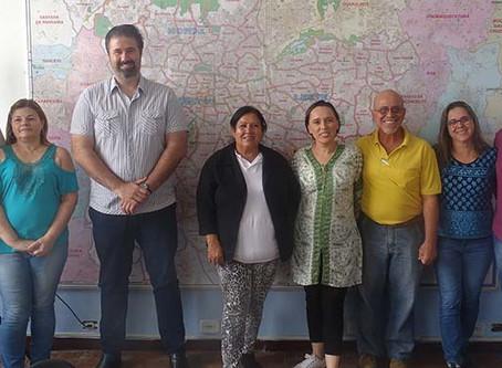 Frente dos Sindicatos dos ACS e ACE do Estado de São Paulo realiza sua primeira reunião