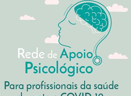 Rede de Apoio Psicológico a Profissionais da Saúde