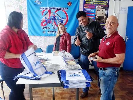 Campanha de Sindicalização 2019 entra na reta final