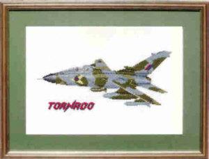 Tornado Cross Stitch Kit