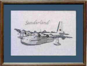Sunderland Cross Stitch Kit