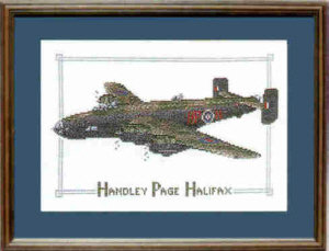 Halifax Cross Stitch Kit