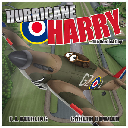 'Hurricane Harry' Children's Book