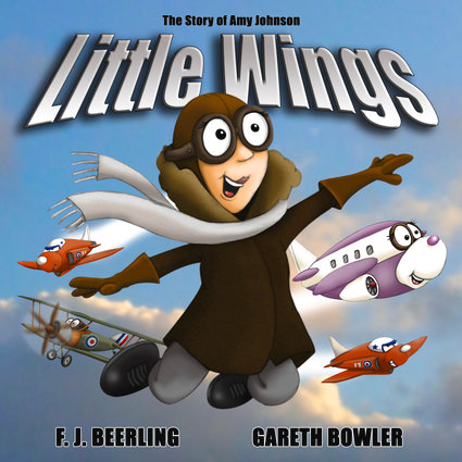 'Little Wings' - Children's Book