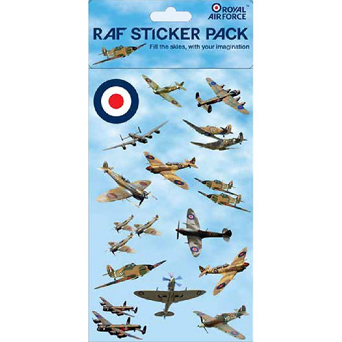 WW2 Royal Air Force Stickers