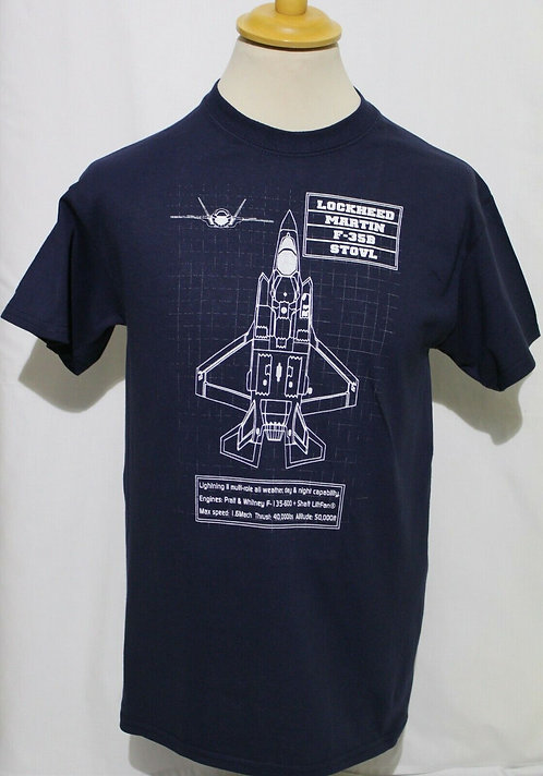 Childrens F35 Lightning T-Shirt