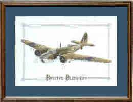 Blenheim Cross Stitch Kit