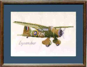 Lysander Cross Stitch Kit