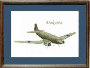 Dakota Cross Stitch Kit