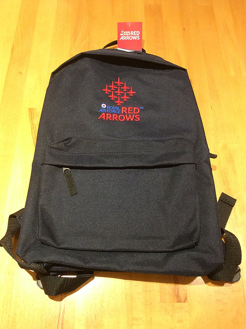 Red Arrows Backpack