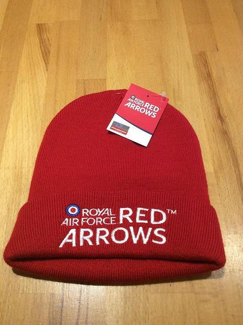 Red Arrows Beanie Hat