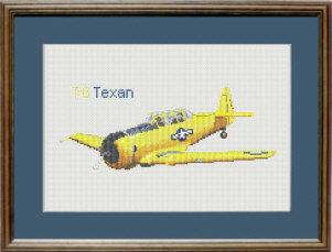 Texan Cross Stitch Kit