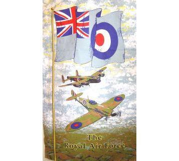Royal Air Force design Tea Towel