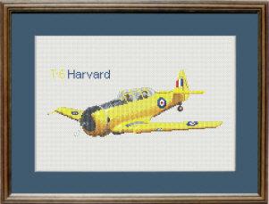 Harvard Cross Stitch Kit