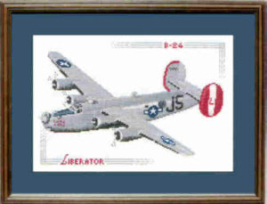 Liberator Cross Stitch Kit
