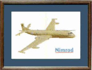 Nimrod Cross Stitch Kit