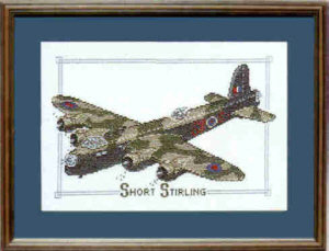 Stirling Cross Stitch Kit