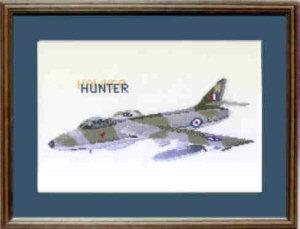 Hunter Cross Stitch Kit