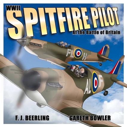 'Spitfire Pilot' Children's Book