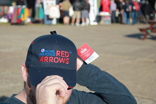 Red Arrows logo  Baseball cap