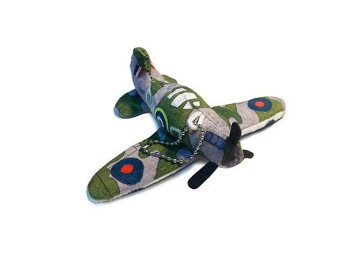 Spitfire Plush Keyring
