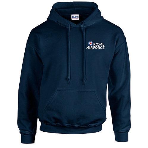 Royal Air Force logo navy Hoodie