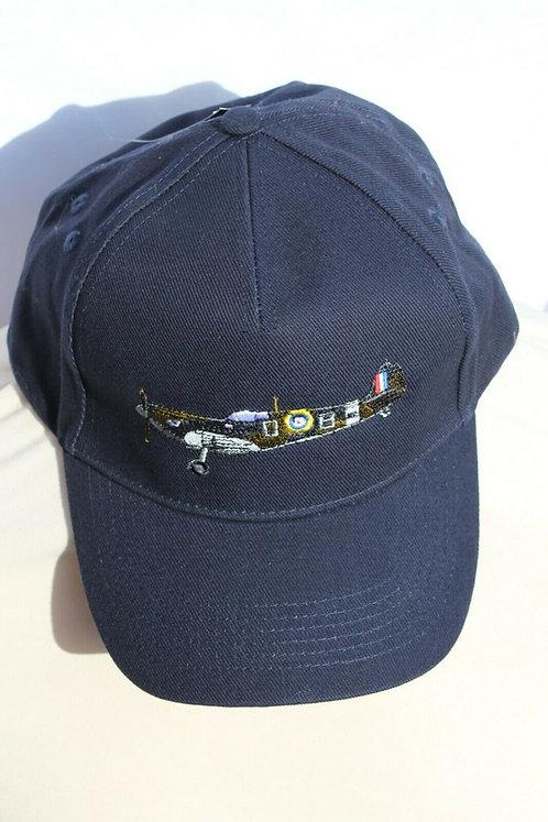 RAF Spitfire Battle of Britain Baseball Hat