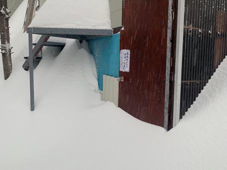 雪かき日和