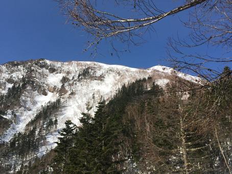 4/29 登山道情報