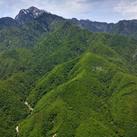 甲斐駒ヶ岳と黒戸尾根