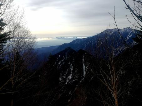 久しぶりの登頂日和