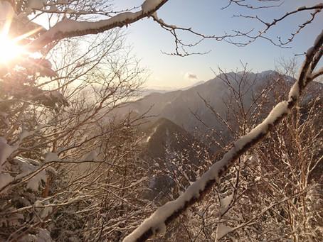再びの積雪