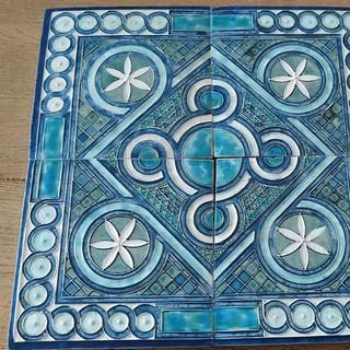 Cosmati Pavement tile set