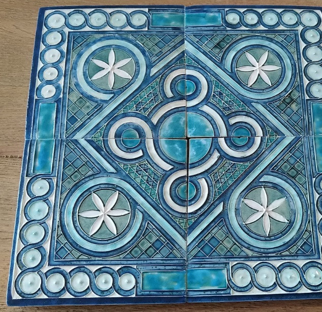 Cosmati Pavement tile set