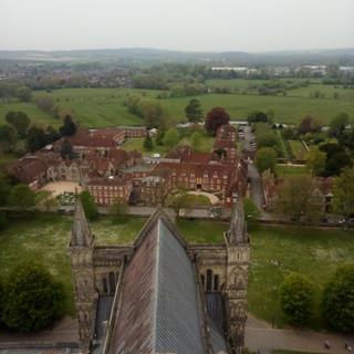 Salisbury Cathedral views