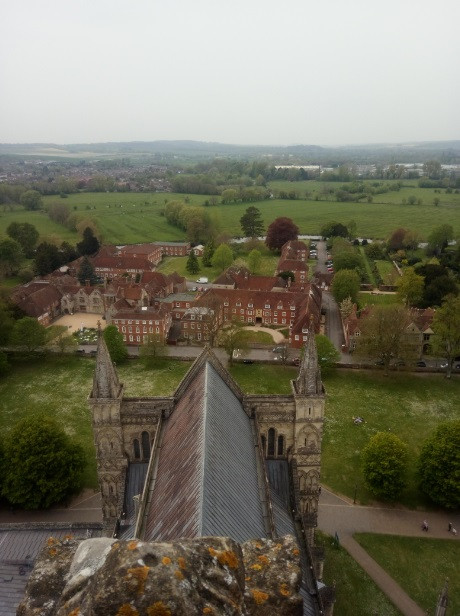 Salisbury Cathedral views