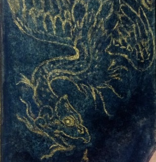 Simurgh vs. dragon