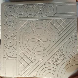 Make a plaster mould